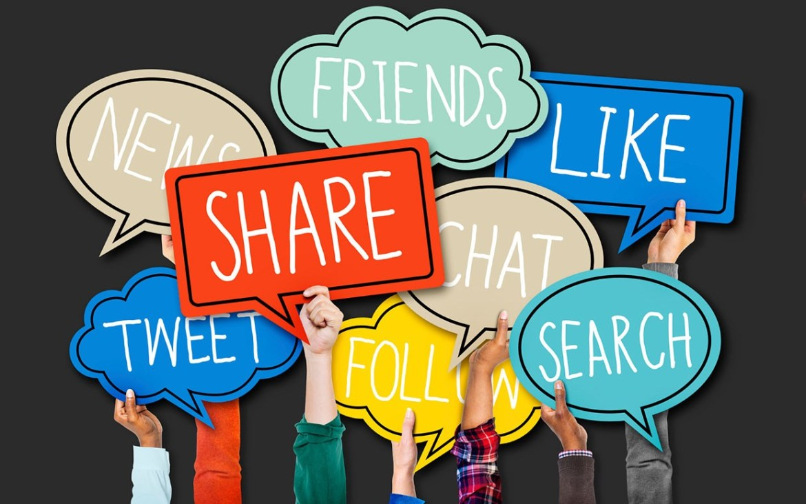 Sharing on social media Vs in real life. | by Layan Zein | JSC 224 class  blog | Medium
