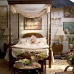 Bohemian Schlafzimmer Inspiration Four Poster Betten Mit Boho Chic Vibes By Sacportalicom Medium