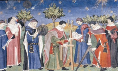 Shakespeare at the Crossroads of the Middle Ages and the Renaissance by Lantern Theater Company Lantern Theater Company: Searchlight Medium