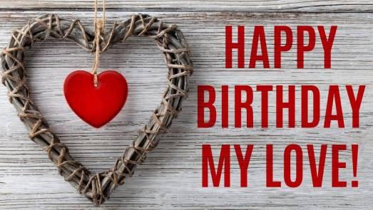 Best Romantic Birthday Wishes : Happy Birthday My Love [2019] | by Wishes Crown | Medium
