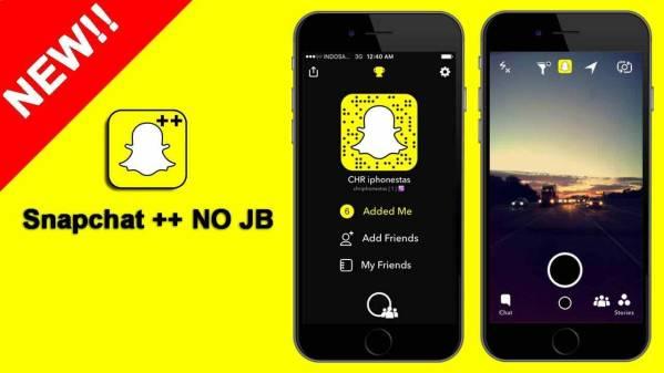 نتيجة بحث الصور عن Snapchat++
