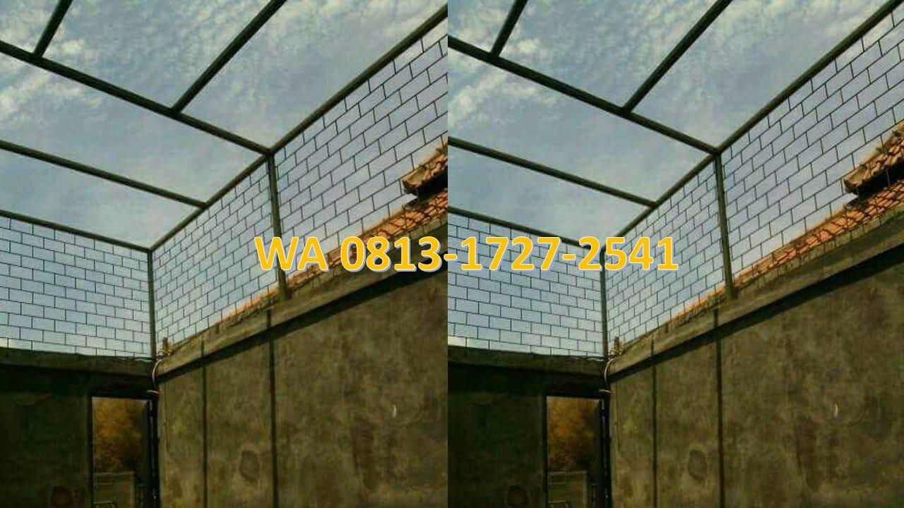 harga baja ringan per batang banten garansi canopy murah tangerang 0813 1727 2541