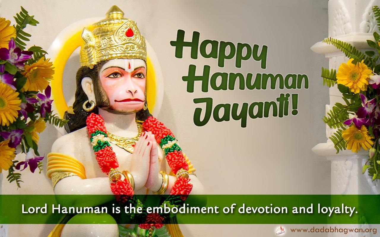 happy hanuman jayanti dada