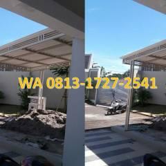 Kanopi Baja Ringan Bekas Garansi 0813 1727 2541 Jasa Pasang Tangerang