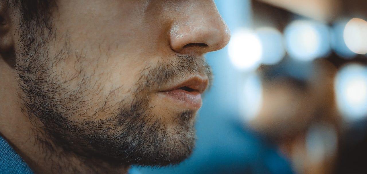 Tagliare La Barba In Modo Da Farla Crescere Pelo Ribelle