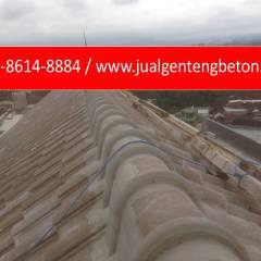 Harga Atap Baja Ringan Dan Genteng Beton Wa Telp 082186148884 Biaya Plat Gresik
