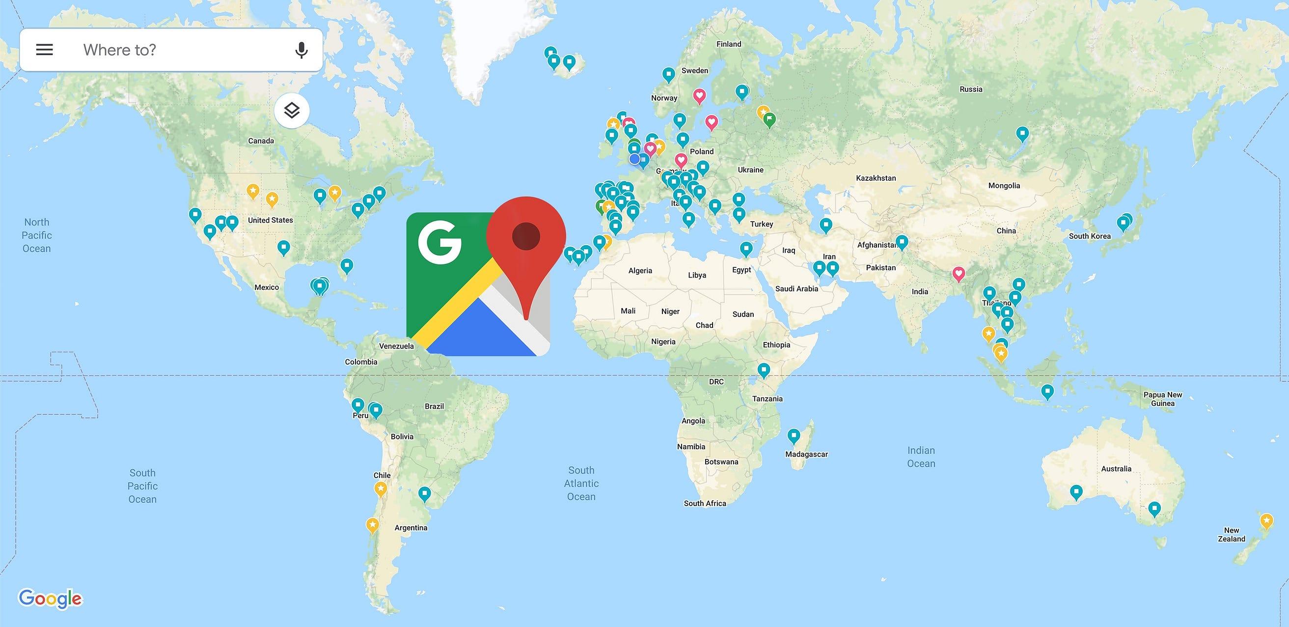 Australia Map Google.Maps Google