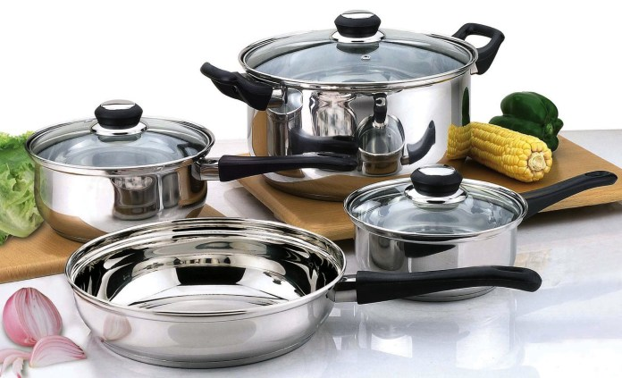 Image result for steel kitchen utensils