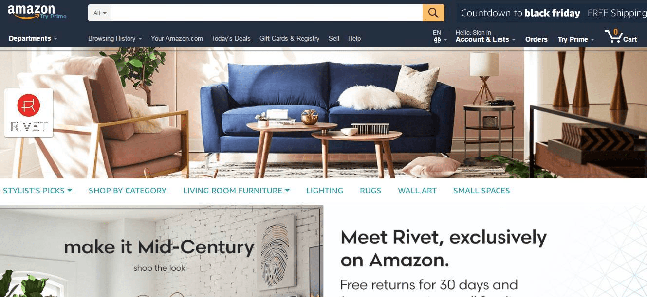 Amazon Could Be Next Competitor Of Ikea Anne Zhou Medium