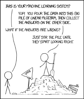 Defining machine learning problems based on real world problems is not trivial