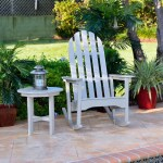 Buy Online Polywood Classic Adirondack Rocker Glider Chairs In Millersburg Oh By Premium Poly Patios Medium