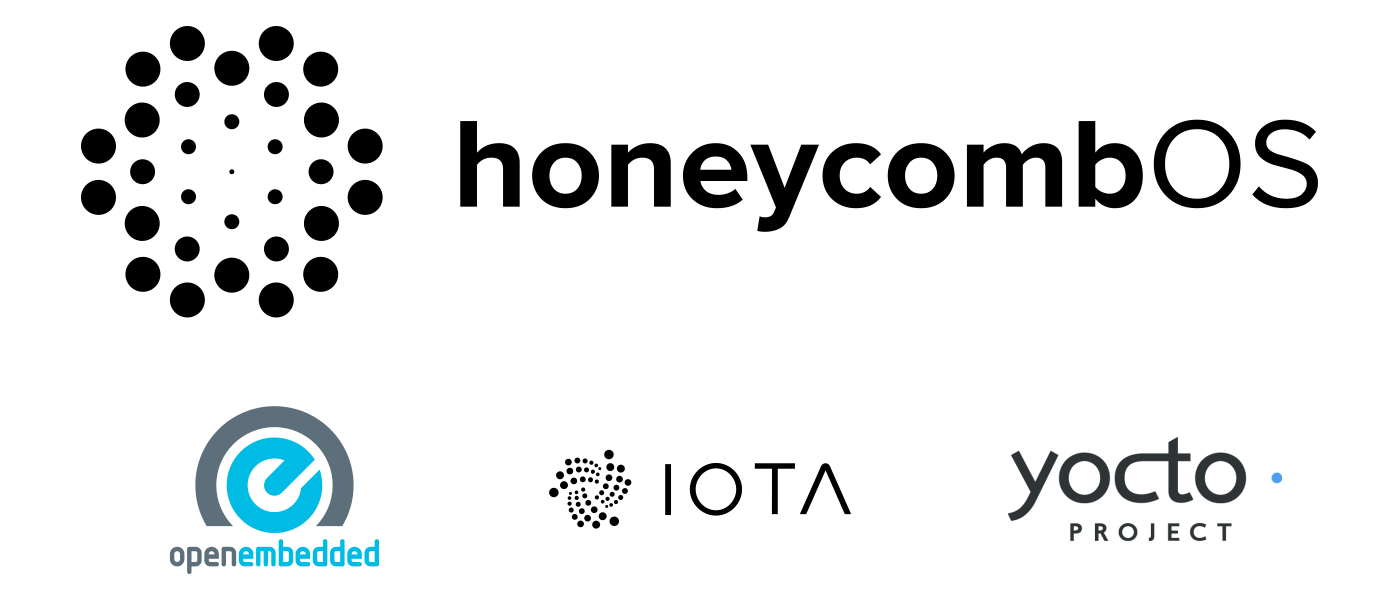honeycombOS 🍯 the IOTA Embedded Linux Distribution