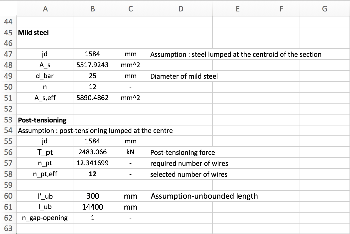 The Do S And Don Ts Of Engineering Spreadsheets