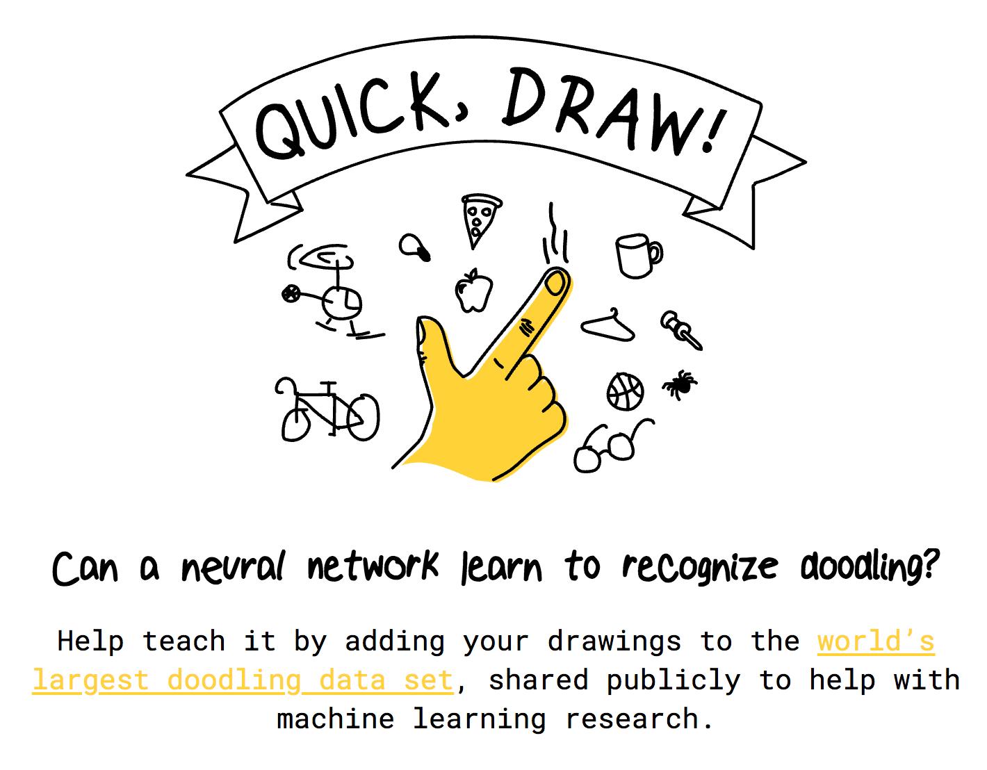 quick draw the world
