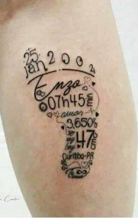 3 Name Tattoo : tattoo, Tattoo, Children's, Names?, Ideas, Medium