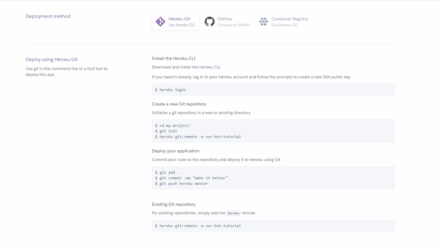 [Part II] — Deploying the Currency Converter Bot on Heroku