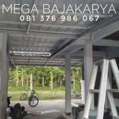 Harga Baja Ringan Cilegon Steel Per Batang O8i 376 986 O67 Tukang Teralis Kebumen Di