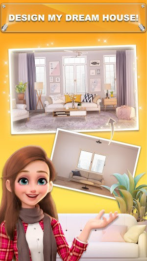 My Home — Design Dreams v1.0.99 Mod Apk [Unlimited Money & Lives ...