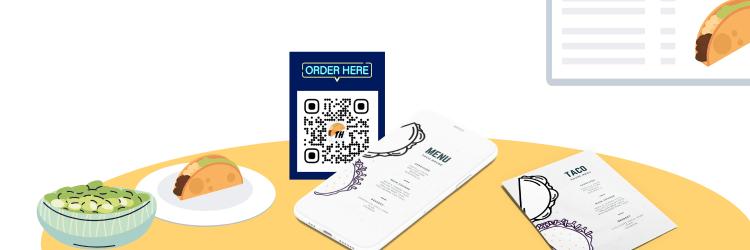 Restaurant menus: disposable digital QR code post COVID by Monika Adarsh Medium