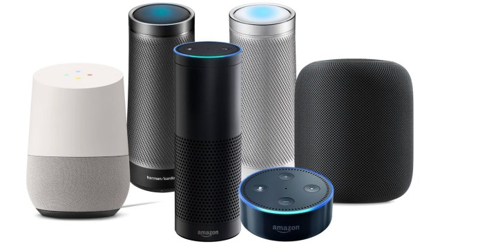 Image result for smart speakers