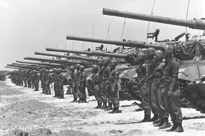 The Six-Day War. The conflict between Israel, Syria, and… | by Andrei  Tapalaga ✒️ | History of Yesterday