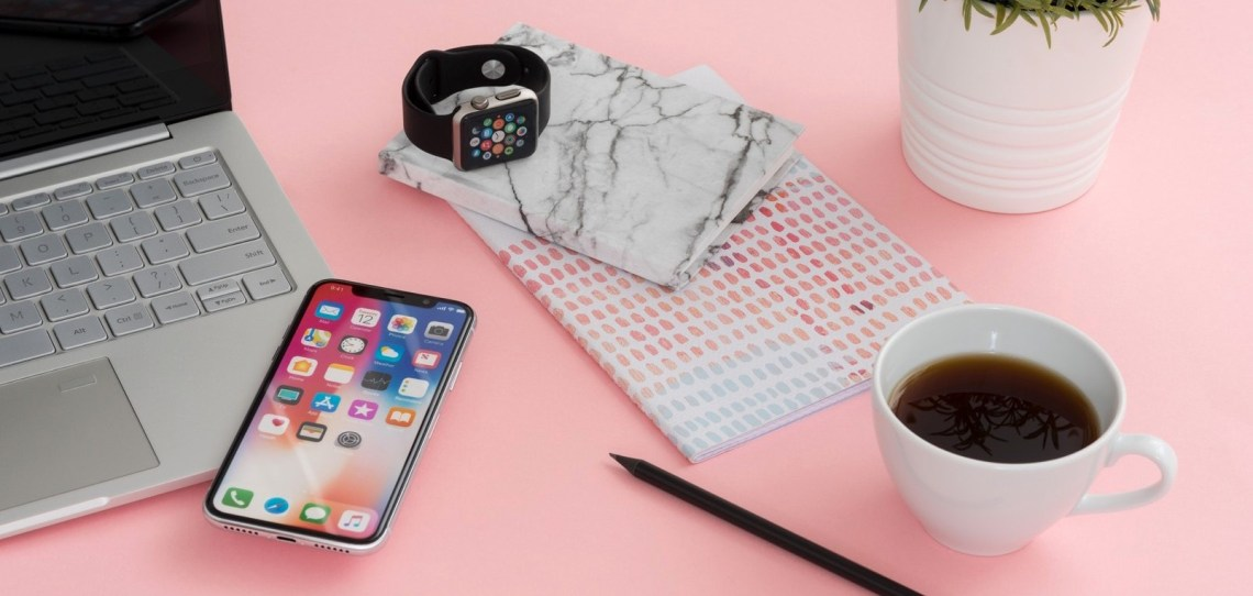 Download Floating Iphone X Mockup Free Yellowimages