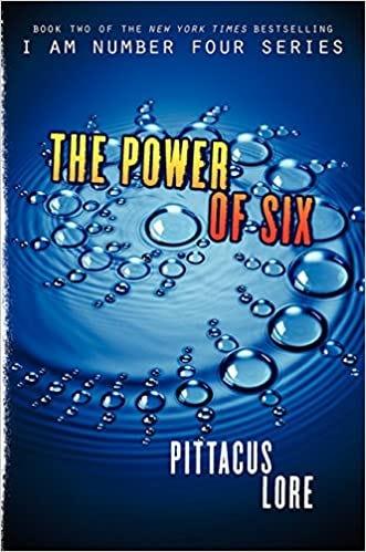 Le pouvoir des SIX, Pittacus Lore   Période de lecture