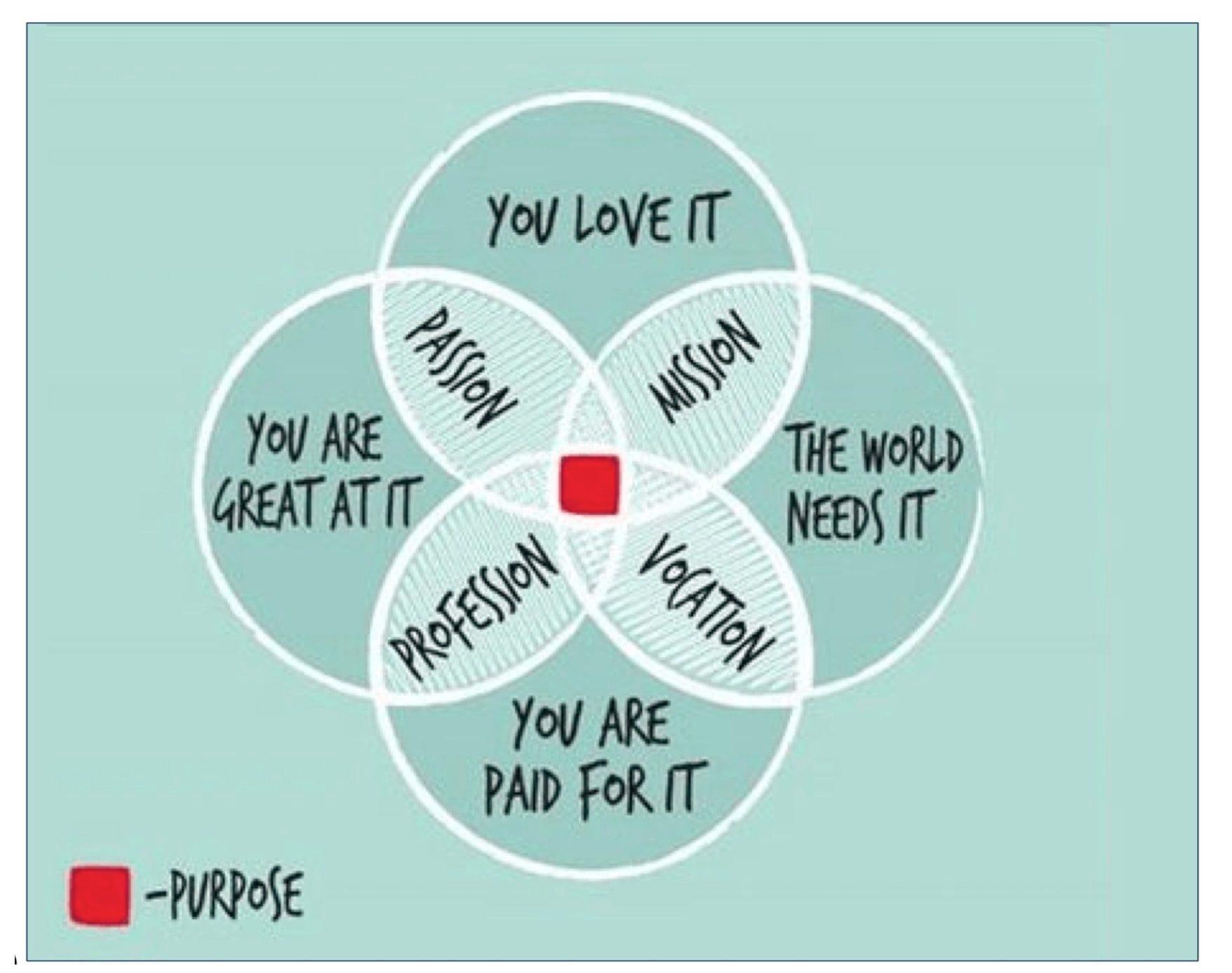 Ikigai Finding Purpose In The Corporate World