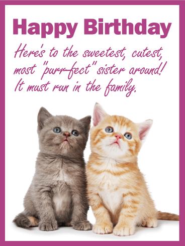 Happy Birthday Sister Funny Gif : happy, birthday, sister, funny, Happy, Birthday, Sister, Images,, Quotes,, Photo,, Wishes,, Wanted, Quotes, Medium