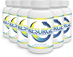 Resurge is the world's first and only anti-aging supplement that targets the true cause of unexplained excess weight, stubbor