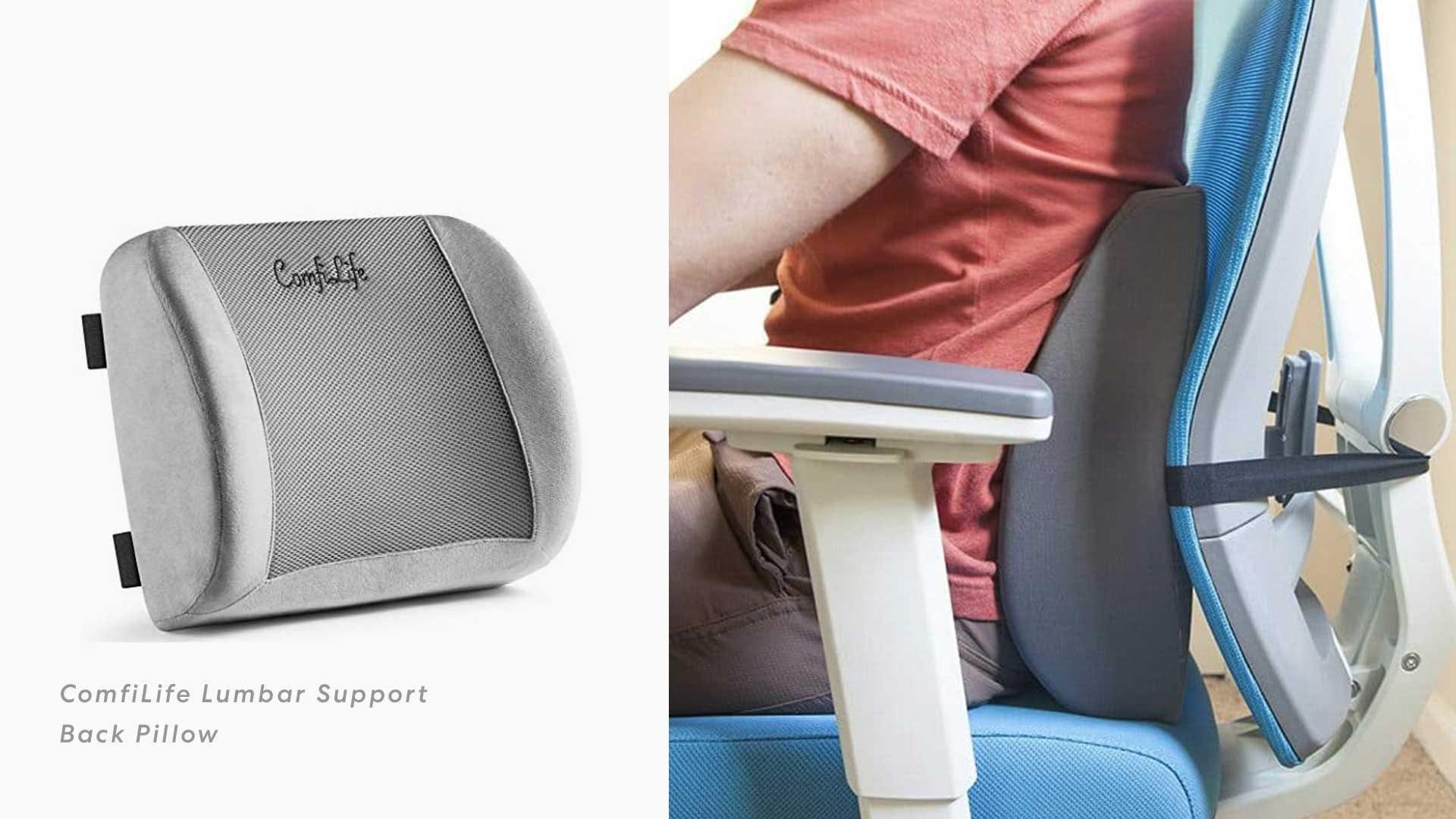5 best lumbar support pillows for back