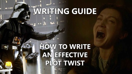 Writing Guide: How To Write An Effective Plot Twist