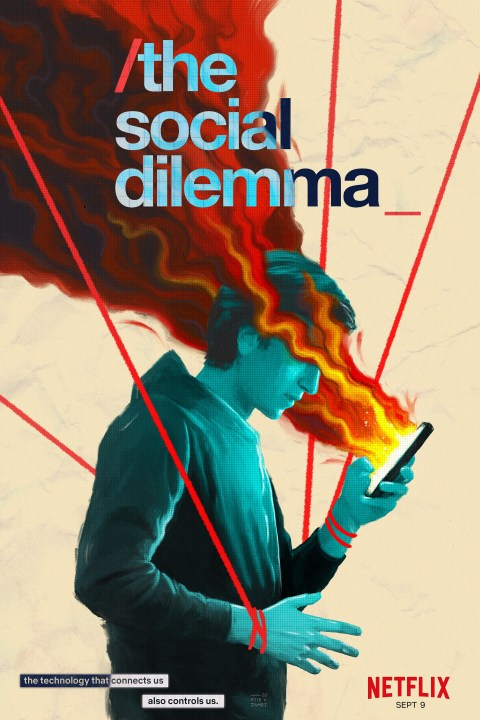 NetFlix The Social Dilemma (2020) Dual Audio Hindi-English WeB-HD 480p | 720p