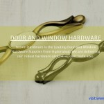 Best Cabinet Handles Manufacturer And Supplier From