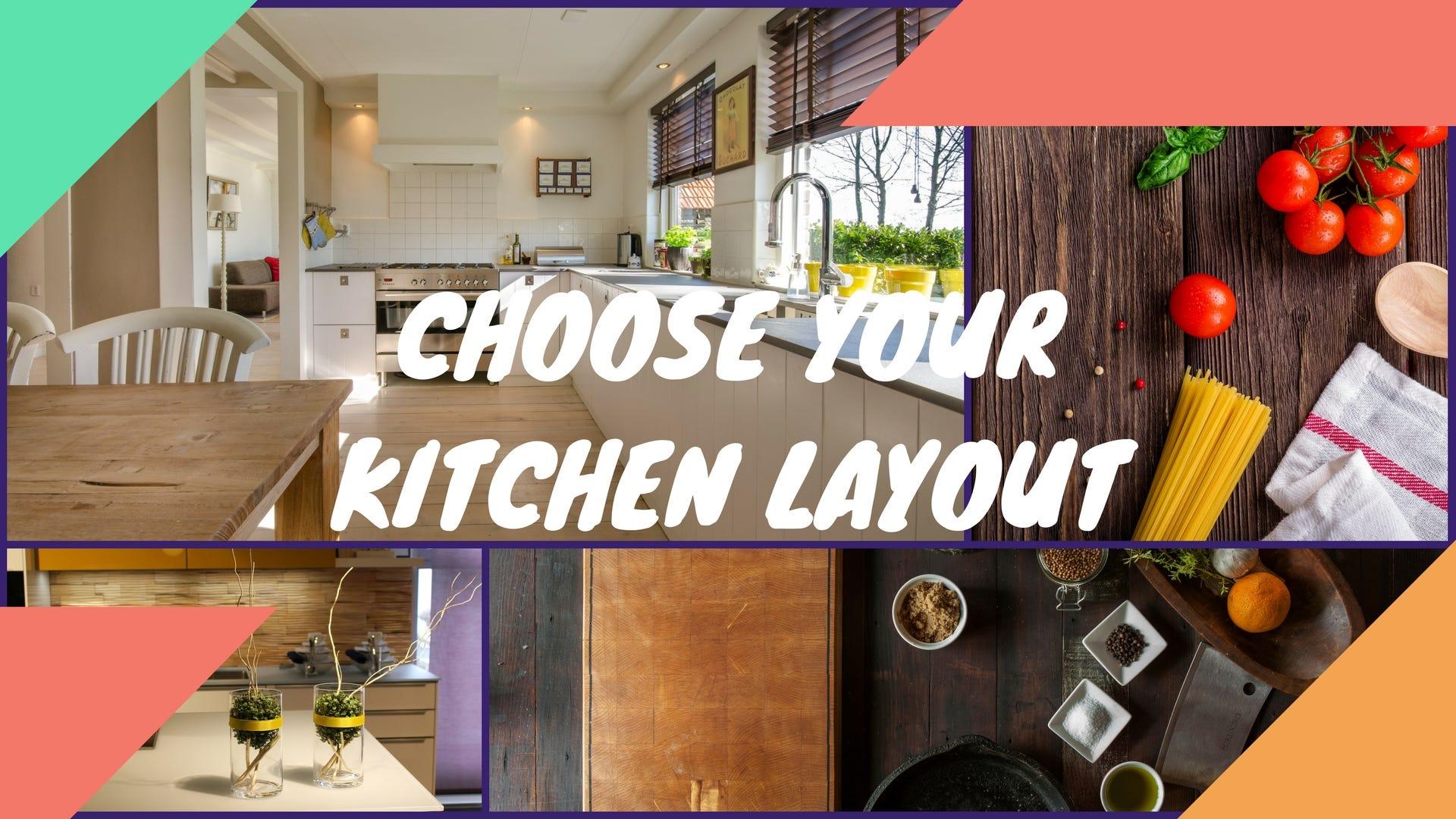 Basics Of Kitchen Design Popular Layouts By Unplan Social Medium