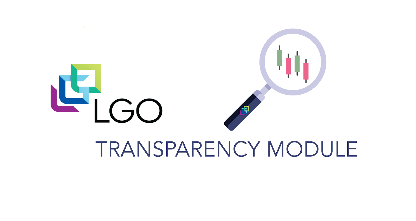 the lgo transparency module