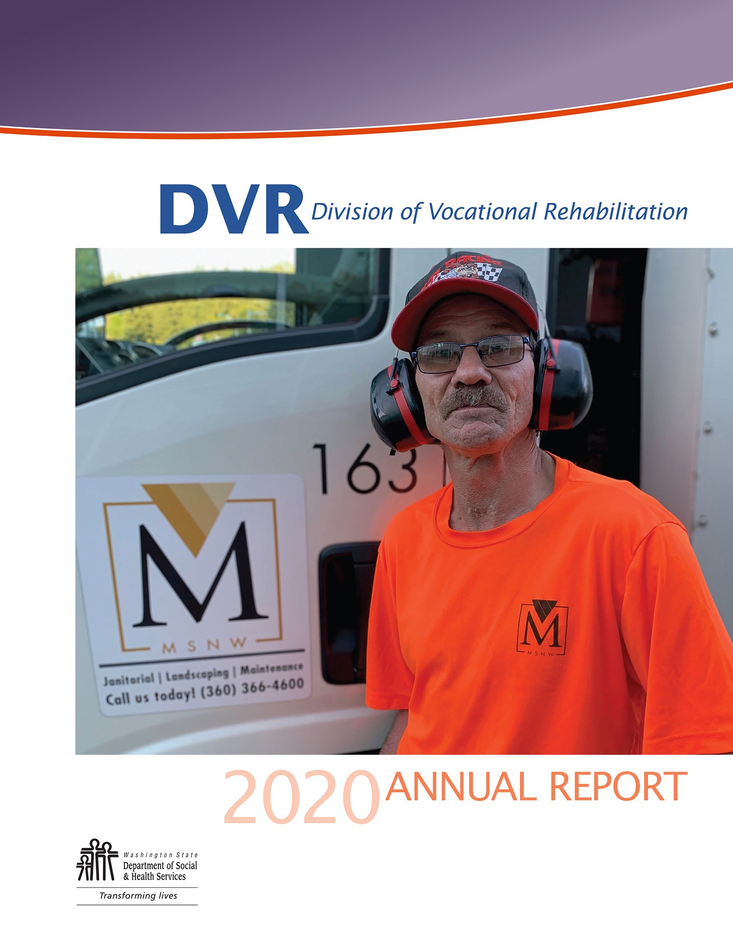 Dshs Puyallup : puyallup, DSHS', Division, Vocational, Rehabilitation, Publishes, Annual, Report, Department, Social, Health, Services, Medium