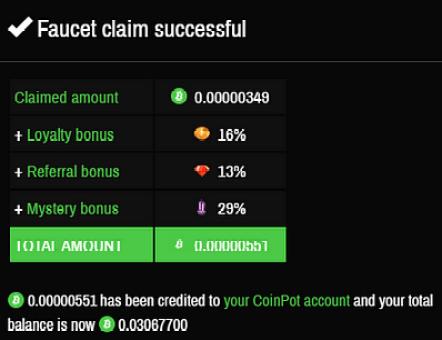 Moon Cash Faucet Claim