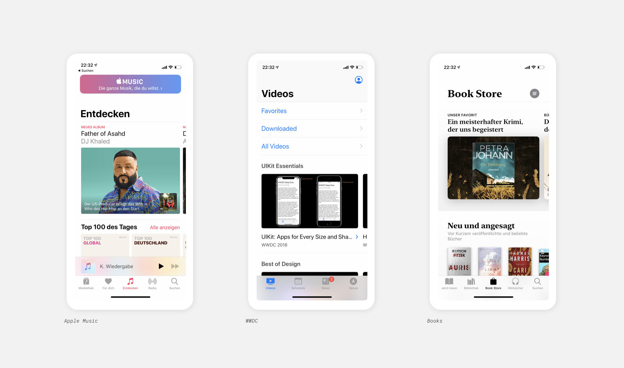 State Of Mobile App Design