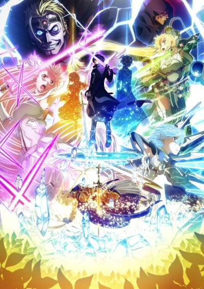 Sword Art Online Alicization 25 : sword, online, alicization, Sword, Online:, Alicization, Underworld, Episode, EdibleMuffin, Medium