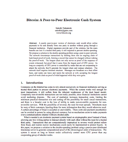 1*BqDLHkDYriMBE6H15UZd0w - Is Bitcoin a safe haven? Does it have to be?