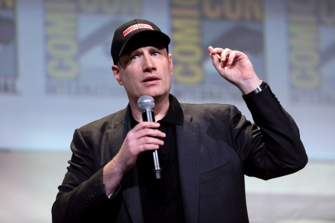 Kevin Feige now holds the power at Marvel and Disney. | by Jamie Sergeant |  Medium