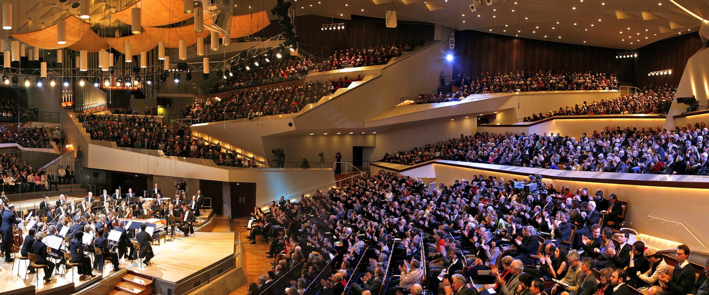 The Music Plays On — Berlin Philharmonic's Digital Concert Hall | by Donato Cabrera | Medium | Las Vegas Philharmonic