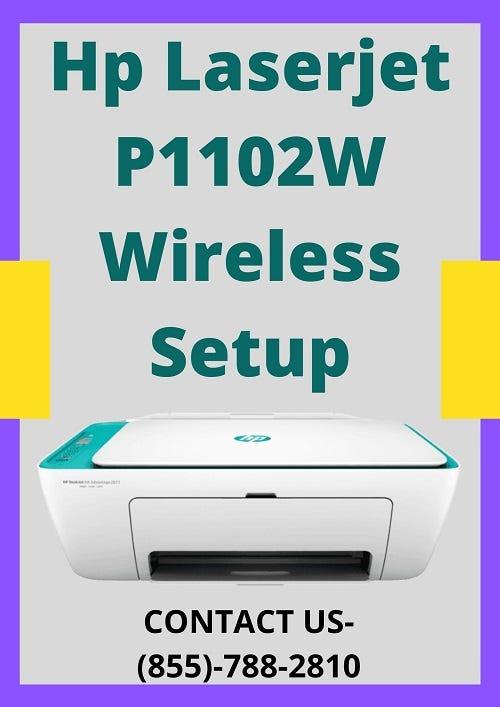 Hp Laserjet P1102 Offline Installer : laserjet, p1102, offline, installer, Simple, Laserjet, P1102, Wireless, Setup, Medium