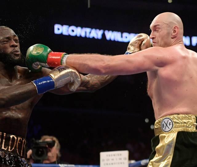 Boxing E Aa Bblive E Aa Bcdeontay Wilder Vs Tyson Fury  Livestream