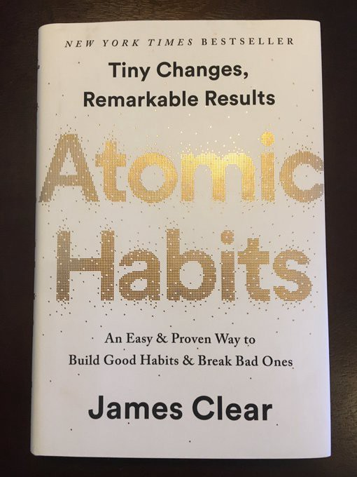Book Review — Atomic Habits by James Clear | by 'Tosin Adeoti | Medium