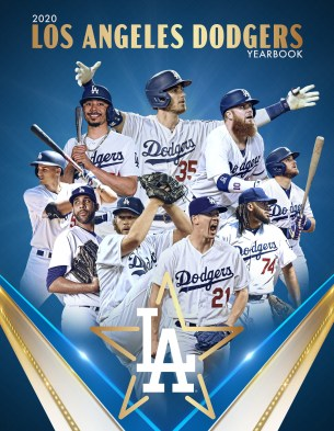 Introducing the 2020 Dodgers Yearbook | by Rowan Kavner | Dodger Insider