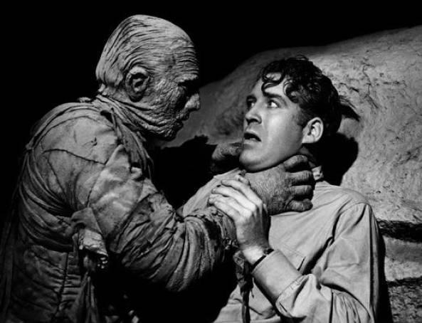 Resultado de imagen de the mummy's hand
