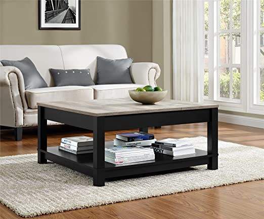 best coffee tables under 100 on amazon