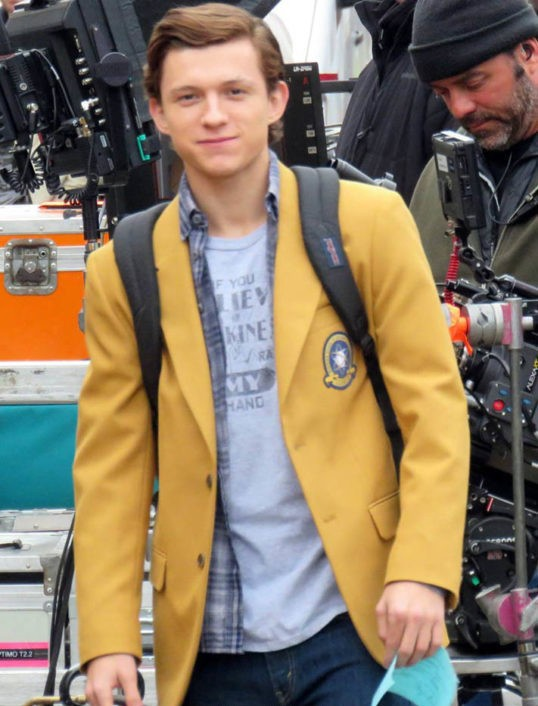 spider man homecoming peter